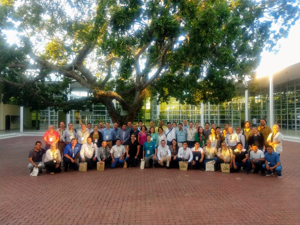 2019 Board of Directors meeting of the Latin American Model Forest Network in Chiquitano Model Forest, Bolivia